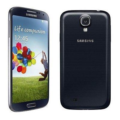 SAMSUNG Galaxy S4 I9505 LTE black-mist - OHNE BRANDING - TOP ZUSTAND - HÄNDLER