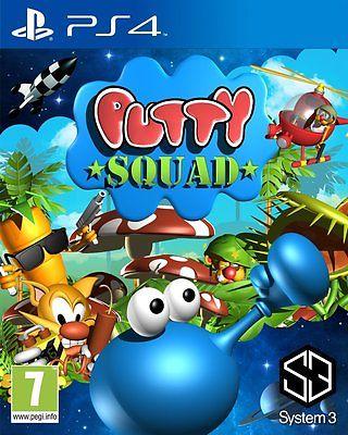 PS4 Spiel Putty Squad der Amiga Klassiker ist zurück auf der Playstation 4 NEU