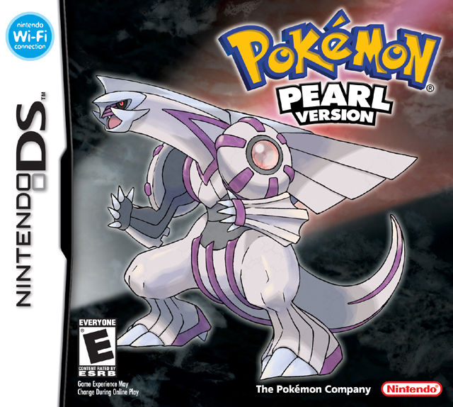 Nintendo DS Pokemon Pearl Version Game Card Working with DS, DS Lite, DSi, 3DS