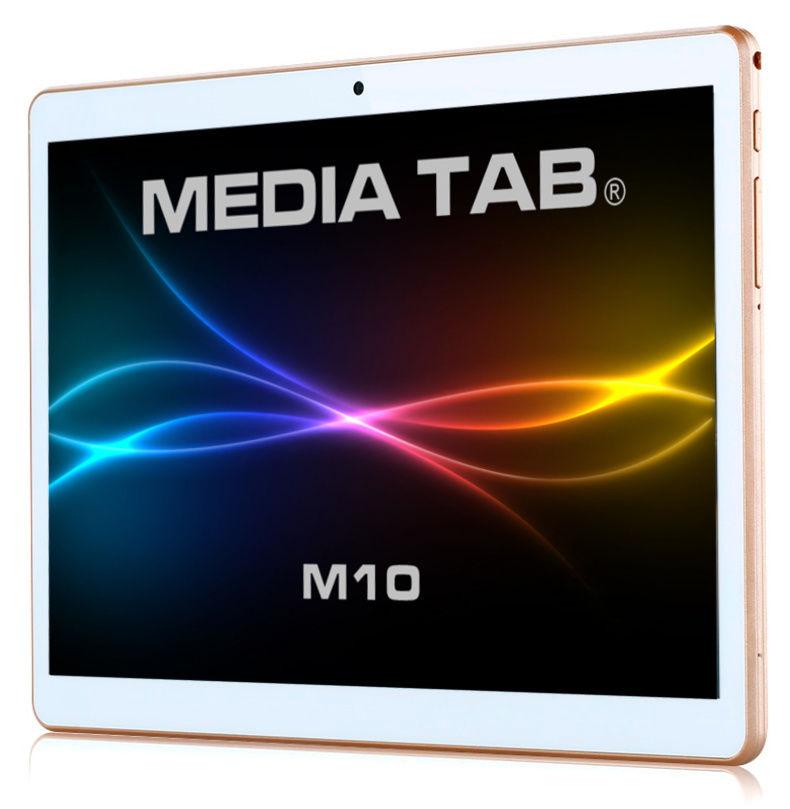 MEDIA TAB 10.1 ZOLL TABLET PC 3G 48GB QUAD CORE ANDROID IPS 2xSIM GPS NAVI 9 7