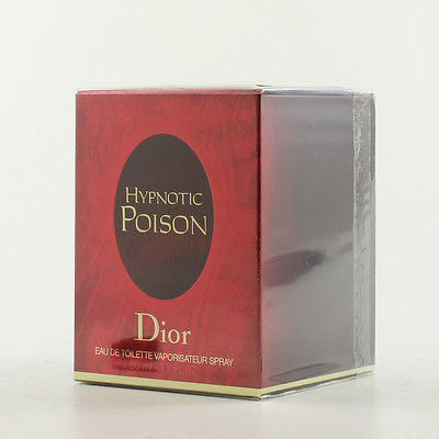 Dior Hypnotic Poison ? EDT Eau de Toilette 50ml NEU&OVP