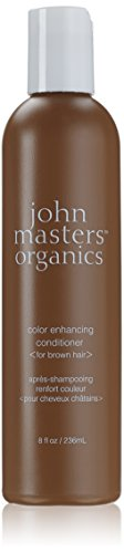 John Masters Organics color enhancing conditioner - for brown hair, 236 ml