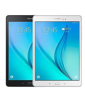 SAMSUNG Galaxy Tab A 9.7 LTE 3G WLAN Wifi schwarz weiß 16GB Android Tablet