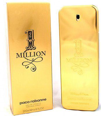 Paco Rabanne 1 Million One Million 200 ml Eau de Toilette EDT