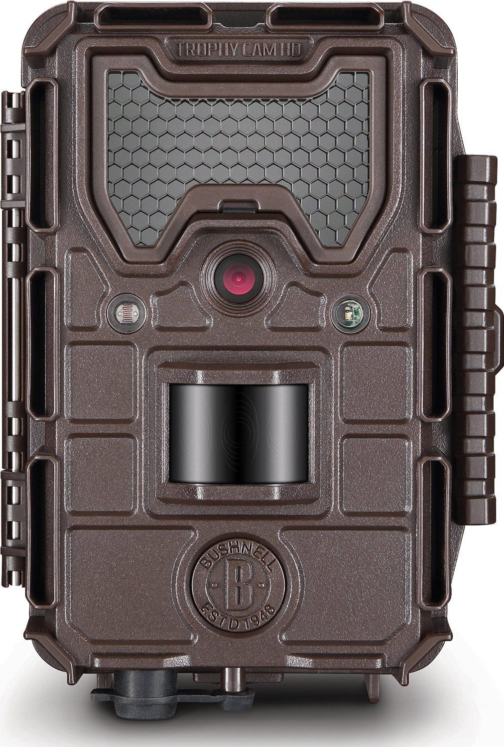 Bushnell 119776 Infrared HD Wildlife Trophy Cam Trail Camera Black No-Glow LED