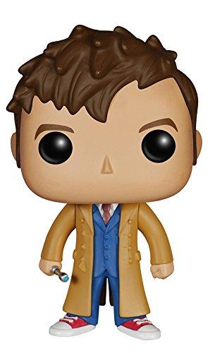 Funko - Figurine Doctor Who - 10e Doctor Pop 10cm - 0849803046279