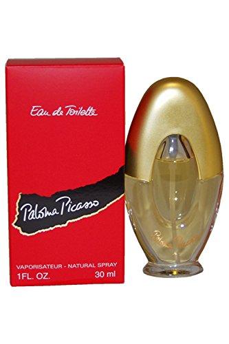 Paloma Picasso Paloma Picasso femme/woman, Eau de Toilette, Vaporisateur/Spray, 30 ml
