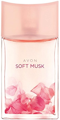 Avon Soft Musk EDT Spray f. Sie 50ml