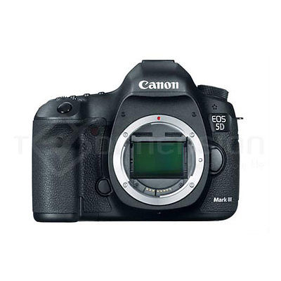 Canon EOS 5D Mark III DSLR Camera Body (Multi Languages) Ship from UK G1758