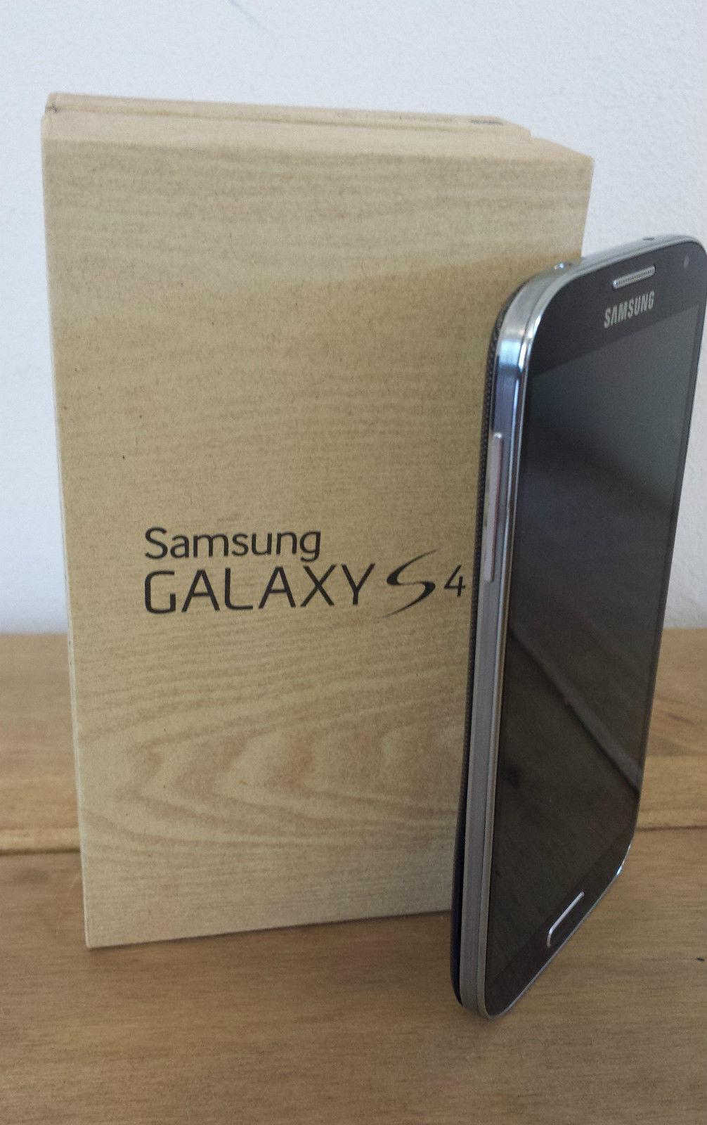 Samsung Galaxy S 4 GT-I9505 (Latest Model) - 16 GB - Black Mist (Unlocked)...