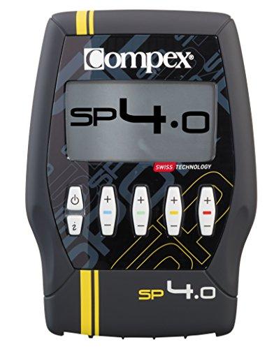 Compex Muskelstimmulations Gerät SP 4.0, Schwarz, CO1 2536116