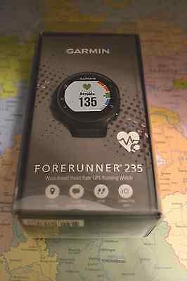 Garmin Forerunner 235 Laufuhr Fitnessuhr Tracking