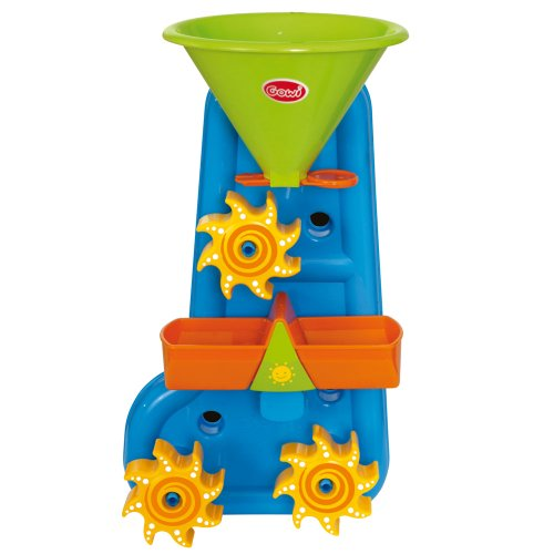 Gowi 559-40 Badewannen-Wassermühle, Sandkästen und Sandspielzeug,