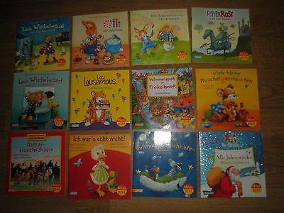 12 x Maxi pixi Bücher Carlsen Verlag - SIEHE BILD - SEHR GUTER ZUSTAND -