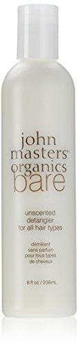 John Masters Organics bare unscented detangler for all hair types, Spülung, 236 ml