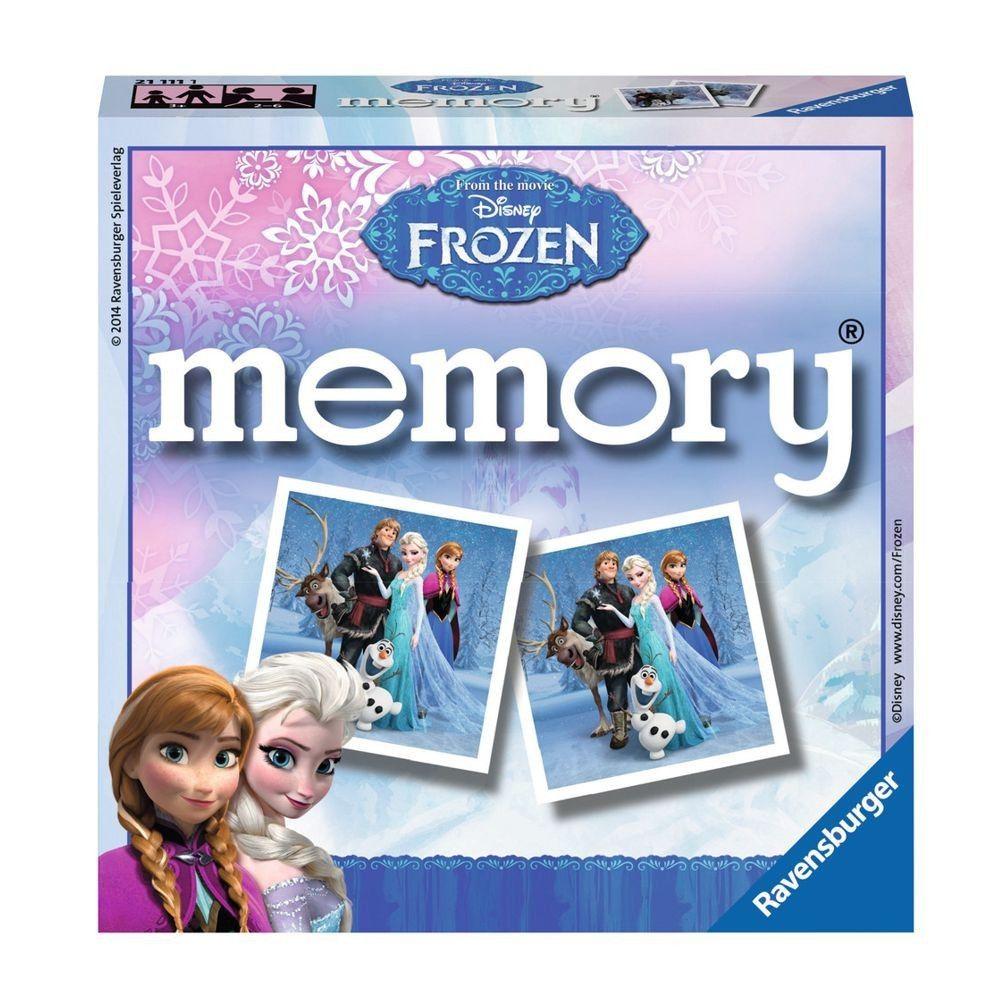 Disney Eiskönigin Frozen - Kinder Mini Memory® Spiel - 48 Bildkarten