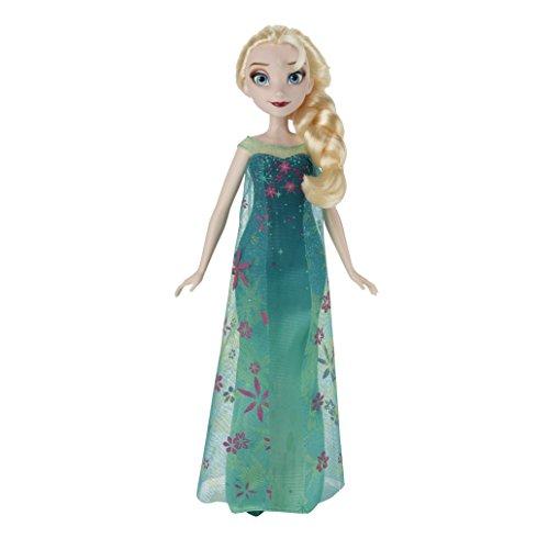 Hasbro Disney Die Eiskönigin B5165ES2 - Disney Die Eiskönigin Party-Fieber Elsa, Puppe