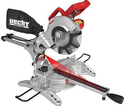 Hecht 818 Kappsäge Gehrungssäge Säge Kreissäge Winkelsäge Zugsäge Laser 1800 W