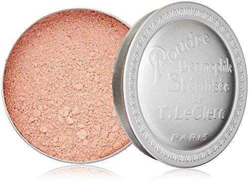T. LeClerc Loose Powder, Translucide, 25 g