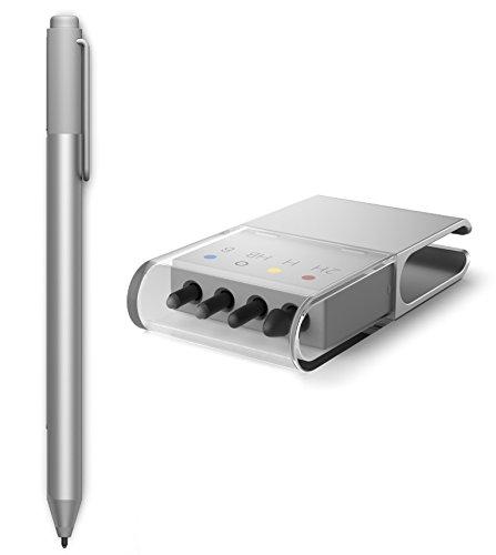 Microsoft Surface Pen silber inkl. Pen Tip Kit