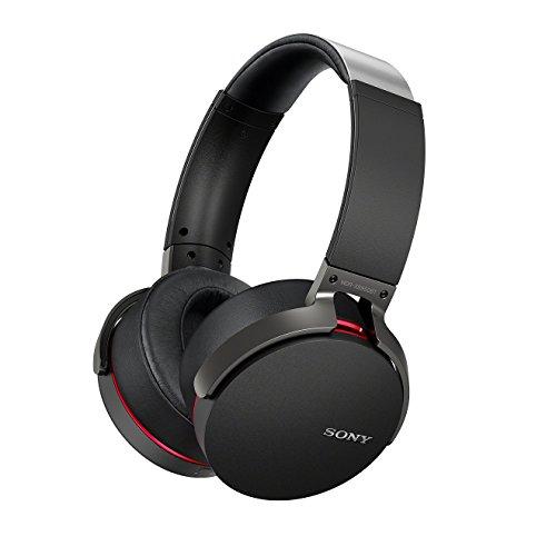 Sony MDR-XB950BT Extra Bass-Kopfhörer mit Bluetooth und NFC schwarz