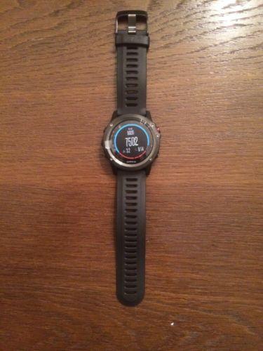 Garmin Fenix 3 Smartwatch Neu Mit Restgarantie und Zubehör