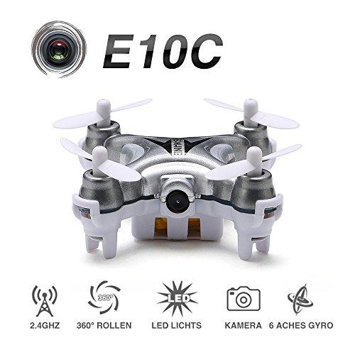 ONCHOICE E10C Mini Quadrocopter Drohne mit 2MP Kamera