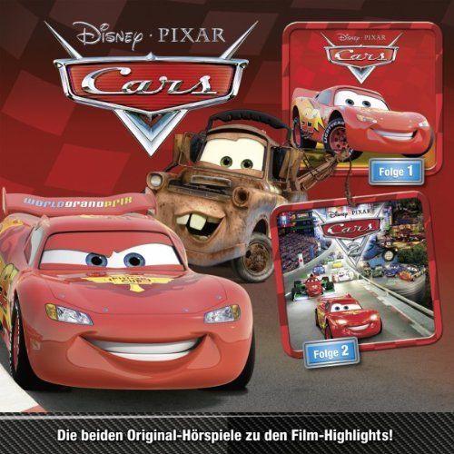 Cars 1 + 2 - Box - Hörbuch / Hörspiel - CD - *NEU*