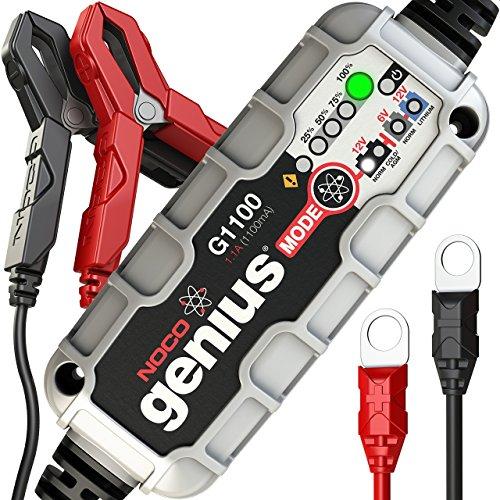 NOCO Genius G1100 6V/12V 1.1A Ultra-sicheres und intelligentes Ladegerät
