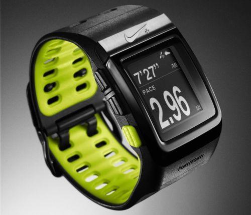 Nike+ SportWatch GPS Laufuhr inkl. Schuhsensor by TomTom