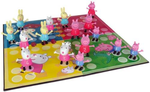 United Labels 0119655 - Peppa Pig, Familienspiel