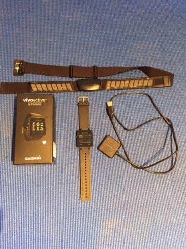 Garmin vivoactive Sport GPS HR Smartwatch Vivo Active