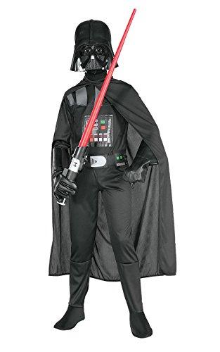 Rubies Deutschland 3 882009 S - Darth Vader Kind Größe 116