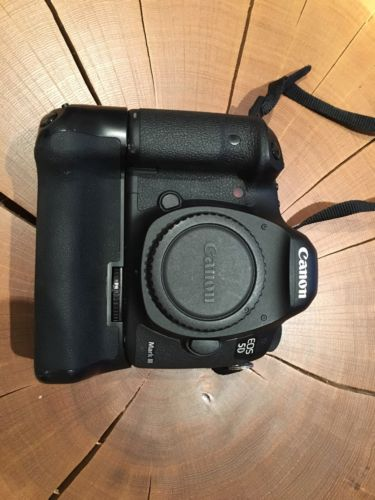 Canon EOS 5D Mark III 22.3MP Digitalkamera - Schwarz (Nur Gehäuse)