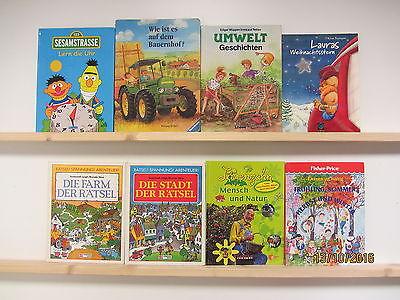 40 Bücher Kinderbücher Kindergartenbücher Kleinkinderbücher Bilderbücher