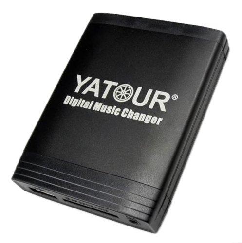 USB SD AUX MP3 Adapter für TOYOTA: Avensis T22 98-03, Celica 98-03, Corolla 110/120 bis 03, Landcruiser 98-04, MR2 99-07, RAV4 98-05, Yaris P1(Verso) 98-05 - - - - LEXUS: IS 98-05, GS 98-04, RX 99-03, LS 00-03