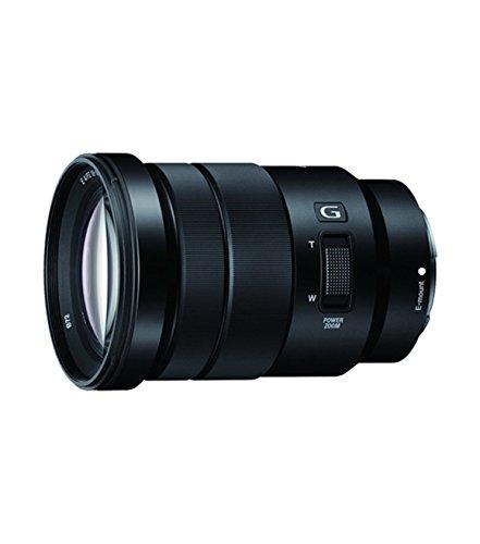 Sony SELP18105G, Standard-Zoom-Objektiv (18-105 mm, F4 G OSS, E-Mount APS-C, geeignet für A5000/ A5100/ A6000 Serien& Nex) schwarz