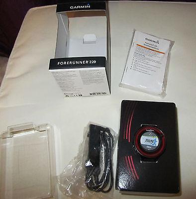 Garmin Forerunner 220 GPS-Laufuhr