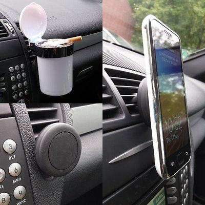 Smartphone & Navi KFZ Magnet Lüftungshalterung für Samsung iPhone TomTom Zubehör