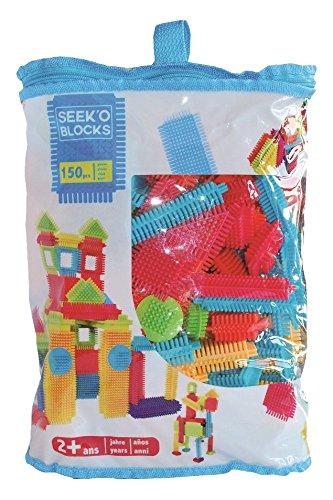 SEEKO Blocks BA1003 - Konstruktionsspielzeug 150 Stück