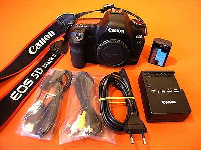 Canon EOS 5D Mark II 21.1 MP SLR-Digitalkamera  (Gehäuse) DSLR