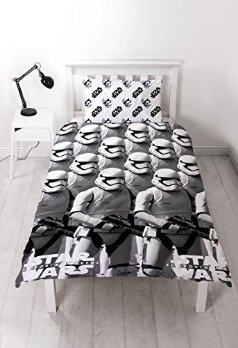 Character World Star Wars Episode 7Wecken Bettbezug-Set, Single, multi, Einzelbett