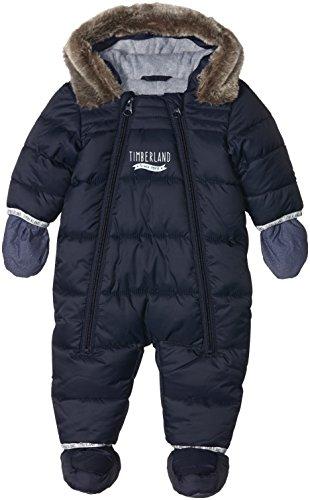 Timberland Baby-Jungen Bekleidungsset T96217 All in One, Blau (Indigoblau), 3 Monate