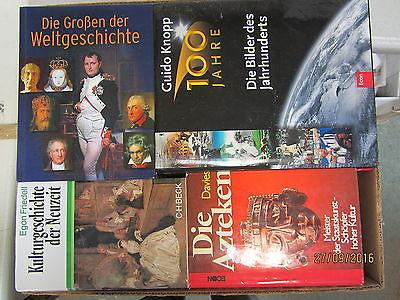26 Bücher Bildbände Kunst Kultur Geschichte Weltgeschichte Kulturgeschichte