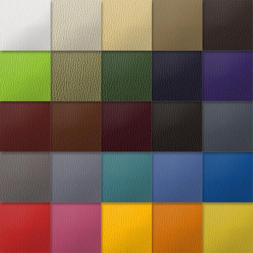Kunstleder - Leder - Meterware - Polsterstoff -  Stoff - 140cm