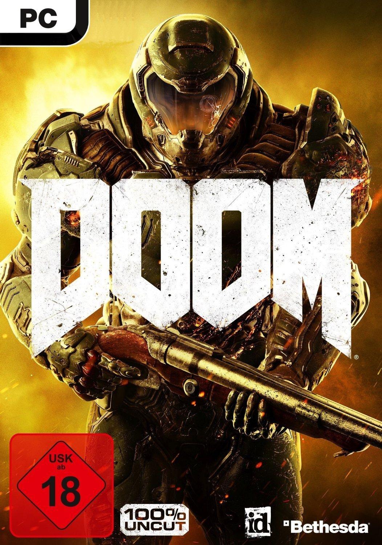 DOOM [PC Code - Steam]