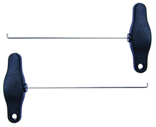 BGS Hakensatz zur Demontage von Mercedes-Armaturentafeln, 2-teilig, 1 Stück, 69510