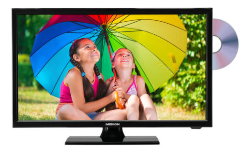 MEDION LIFE P12297 LED-Backlight TV 54,6cm/21,5