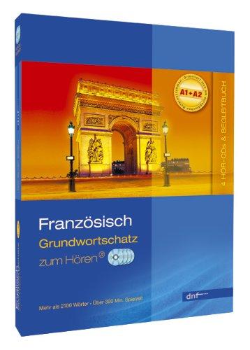 Audio-Trainer Grundwortschatz, Französisch