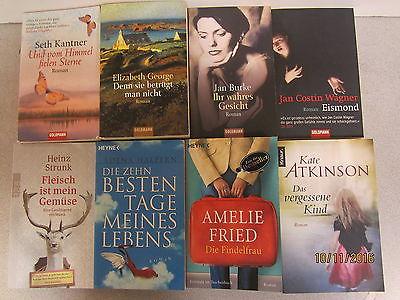 65 Bücher Taschenbücher Romane Top Titel Bestseller Paket 2